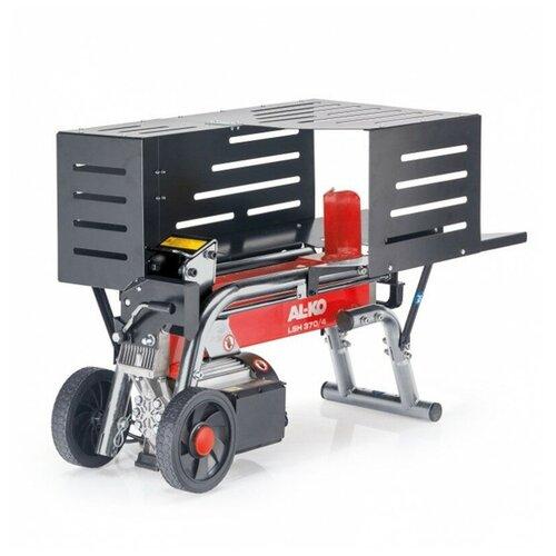 Электрический гидравлический дровокол AL-KO LSH 370/4, 4 т серый/красный
