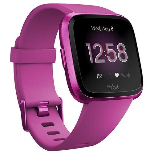 Умные часы Fitbit Versa Lite Edition, mulberry