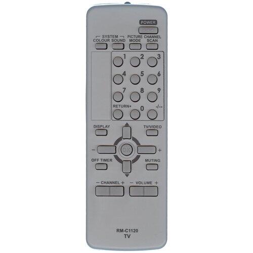 Фото - Пульт Huayu RM-C1120 для телевизоров JVC пульт ду для телевизоров jvc rm c1013