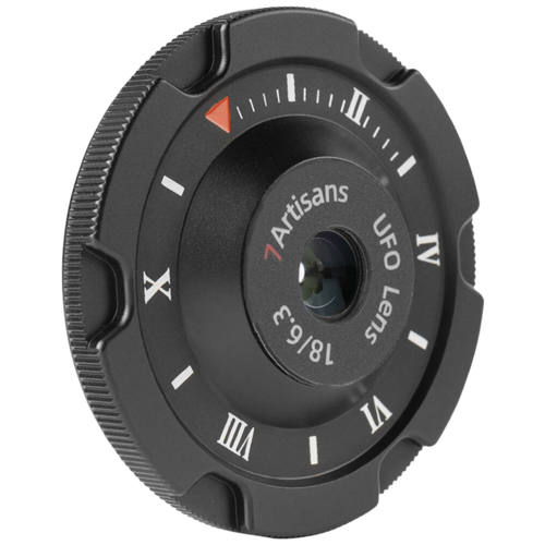 Фото - Объектив 7artisans 18mm f/6.3 Micro 4/3 черный объектив 7artisans 18mm f6 3 canon eos m mount