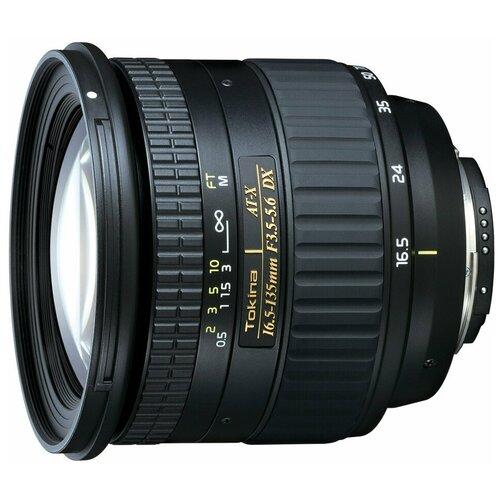 Фото - Объектив Tokina AT-X 16.5-135mm f/3.5-5.6 DX Canon EF-S крышка задняя tokina для canon