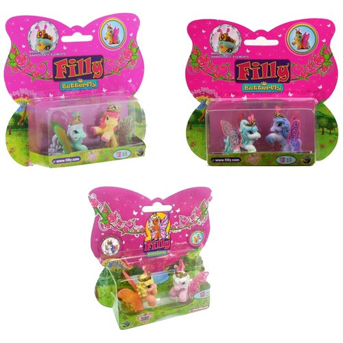беговел navigator filly Игровой набор Filly Butterfly Лучшие друзья M770037-3850