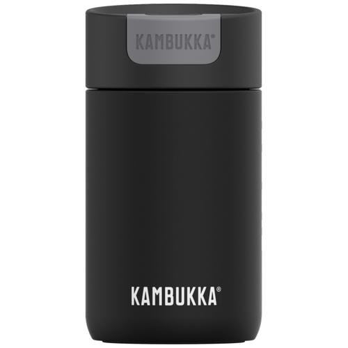 Термокружка Kambukka Olympus, 0.3 л jet black