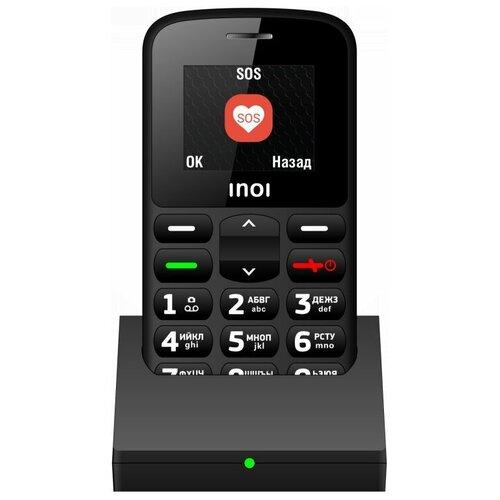 Телефон INOI 117B черный