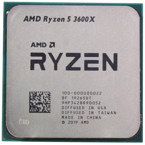 Процессор AMD Ryzen 5 3600X, OEM