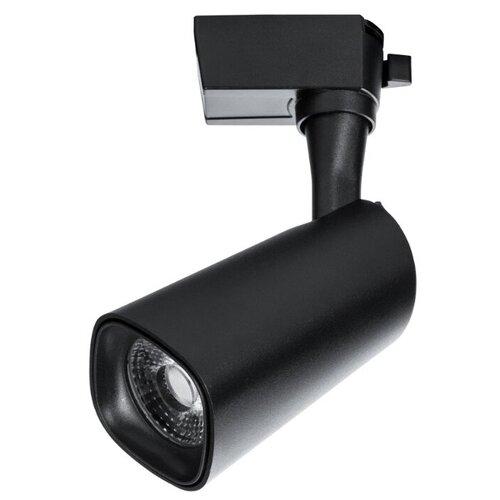 Трековый светильник-спот Arte Lamp Barut A4562PL-1BK