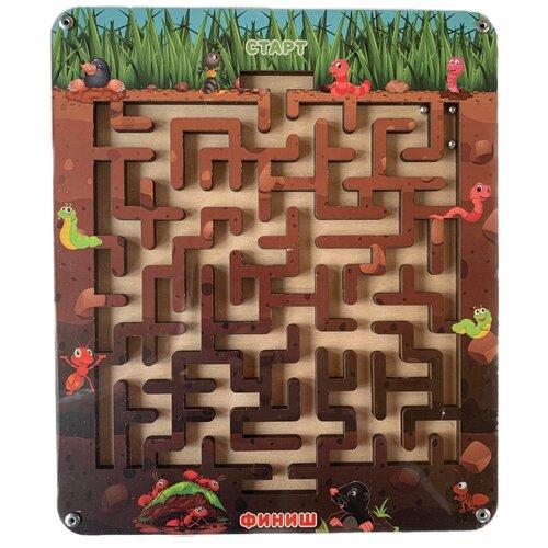 Головоломка PAREMO Подземный мир (PE720-37) коричневый/зеленый