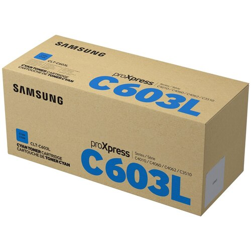 Фото - Картридж Samsung CLT-C603L тонер картридж clt c603l sv232a