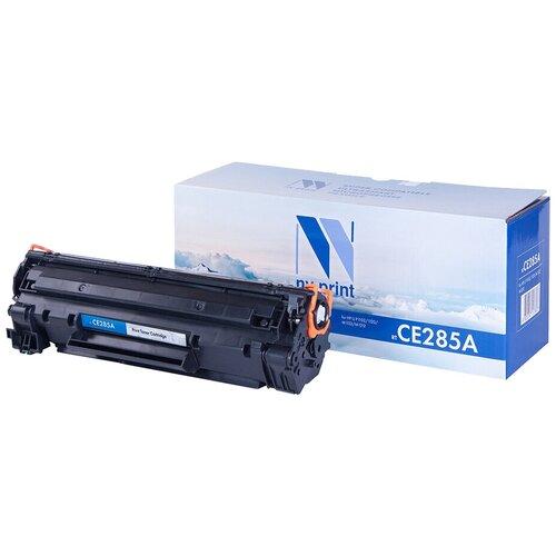 Фото - Картридж NV Print CE285A для HP, совместимый картридж nv print cf401x для hp совместимый