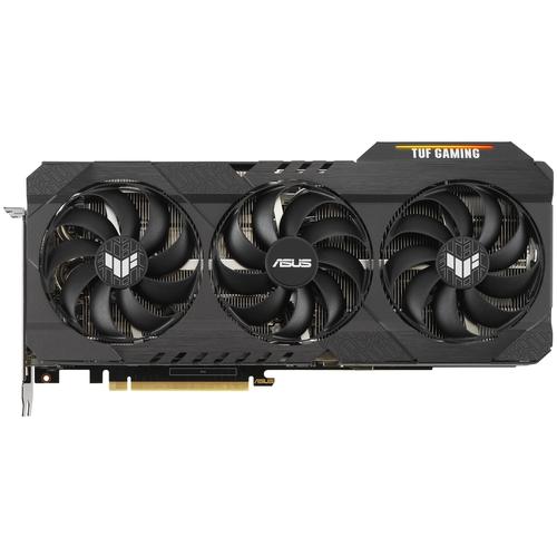 Видеокарта ASUS TUF Gaming GeForce RTX 3090 OC 24GB ( TUF-RTX3090-O24G-GAMING), Retail