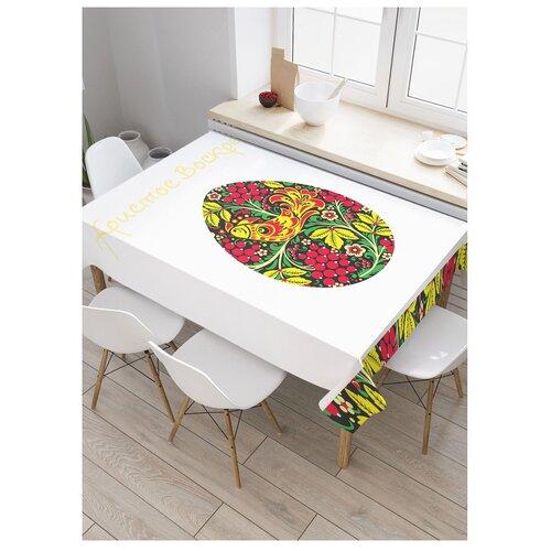 Скатерть прямоугольная на кухонный стол