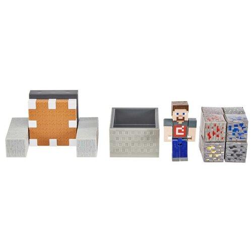 Купить Игровой набор Mattel Minecraft Mayhem GVL55, Игровые наборы и фигурки