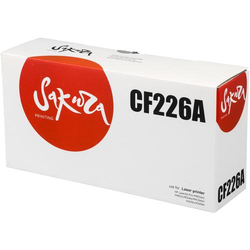 Фото - Картридж Sakura CF226A, совместимый картридж sakura 106r01159 совместимый