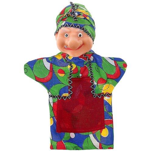 ОГОНЁК Кукла-перчатка Баба Яга (С-547)