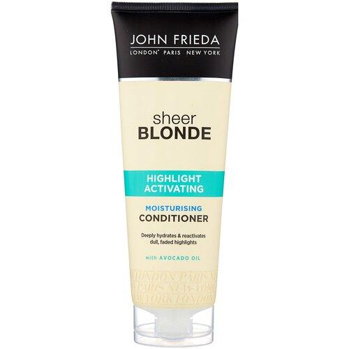 John Frieda кондиционер Sheer Blonde Highlight Activating Moisturising, 250 мл