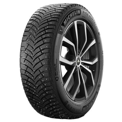 Автомобильная шина MICHELIN X-Ice North 4 SUV 285/40 R22 110T зимняя шипованная 22 285 40 110 190 км/ч 1060 кг T (до 190 км/ч) T
