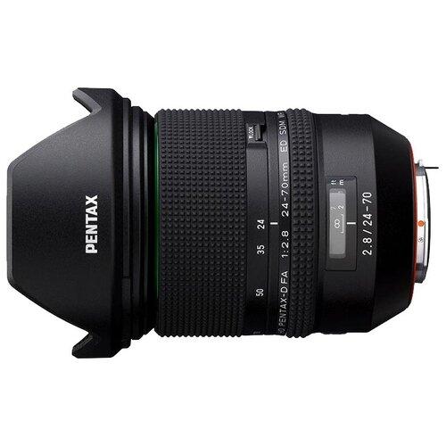 Объектив Pentax D FA 24-70mm f/2.8 ED SDM WR