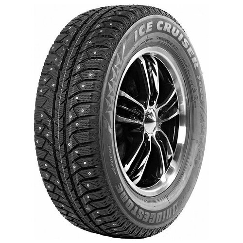 Фото - Bridgestone Ice Cruiser 7000S 185/65 R14 86T зимняя автомобильная шина formula ice 185 65 r14 86t зимняя шипованная