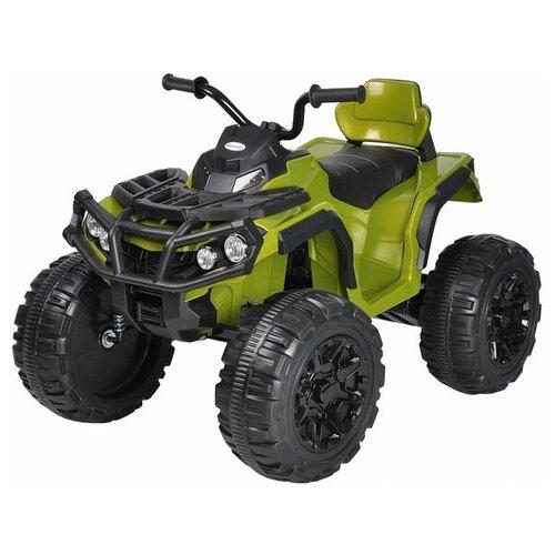 Детский электромобиль (2020) S602 (12V, EVA, экокожа) Камуфляж, Farfello, Электромобили  - купить со скидкой