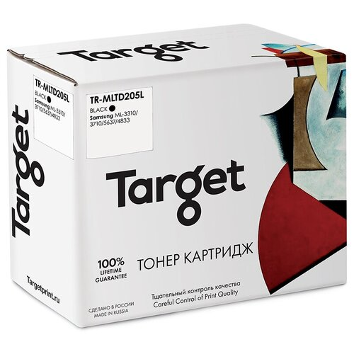 Фото - Картридж Target TR-MLTD205L, совместимый картридж sakura mltd205l совместимый