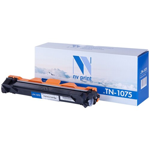 Фото - Картридж NV Print TN-1075 для Brother, совместимый картридж nv print tn 2175t для brother совместимый