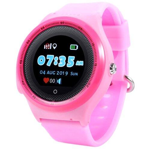 Детские умные часы Smart Baby Watch KT06, розовый детские умные часы smart baby watch q70 розовый