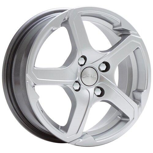Фото - Колесный диск SKAD Аллигатор 6х15/4х100 D67.1 ET38, Селена колесный диск skad джокер 6х15 5х110 d65 1 et38