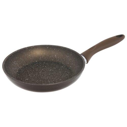 Сковорода Illa Gourmet 24 см, коричневый