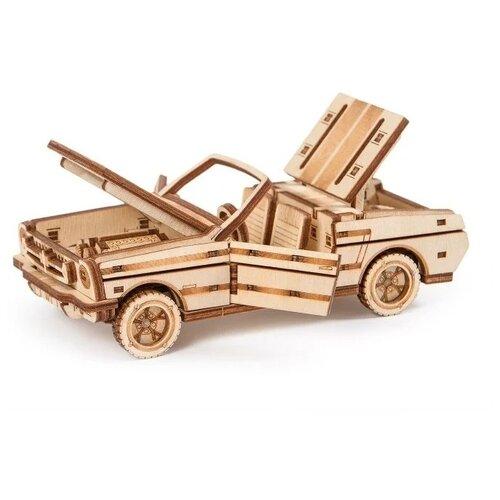 Сборная модель Wood Trick Кабриолет (1234-S3)