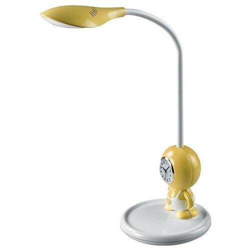Лампа детская светодиодная HOROZ ELECTRIC Merve 049-009-0005 желтая, 5 Вт, цвет арматуры: желтый, цвет плафона/абажура: желтый