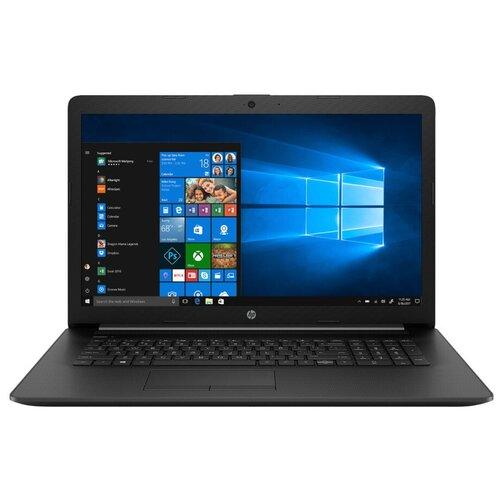 Ноутбук HP 17-by2018ur (Intel Pentium 6405U 2400MHz/17.3/1600x900/4GB/1000GB HDD/DVD-RW/Intel UHD Graphics/Wi-Fi/Bluetooth/Windows 10 Home) 22Q62EA, черный