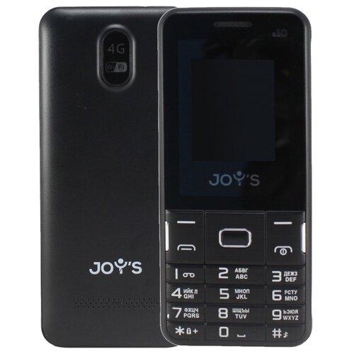 Телефон JOY'S S10, черный