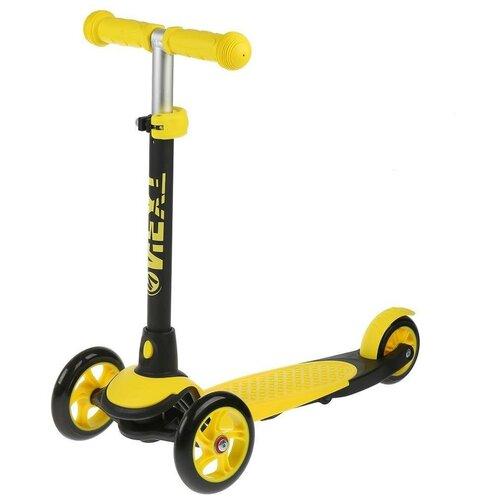 Детский кикборд Next RS01, желтый