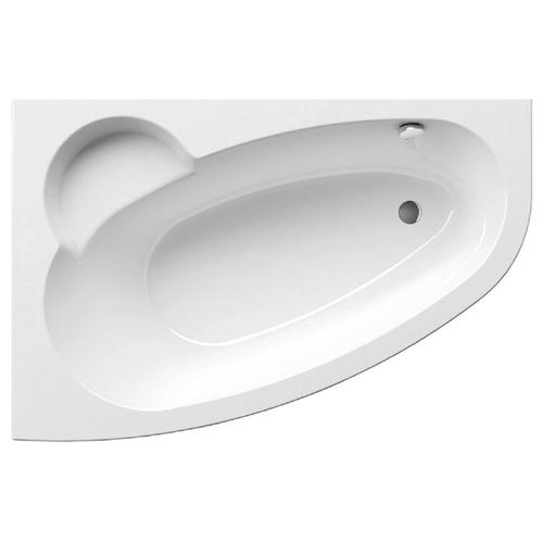 Ванна RAVAK Asymmetric 150x100 без гидромассажа акрил угловая левосторонняя ванна ravak asymmetric 150x100 без гидромассажа акрил угловая левосторонняя