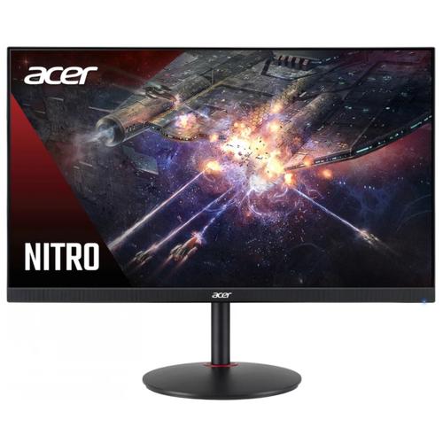 Монитор Acer Nitro XV270Ubmiiprx 27, черный монитор acer nitro vg272xbmiipx 27 черный красный