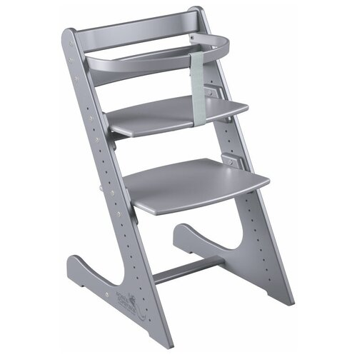Купить Растущий регулируемый стул Конёк Горбунёк КОМФОРТ в комплекте с ограничителем, туман , Конек Горбунёк, Стульчики для кормления