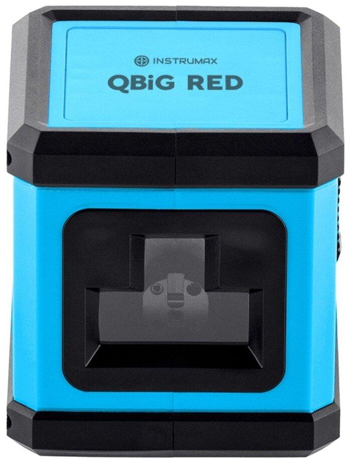 Лазерный уровень INSTRUMAX QBIG RED — купить по выгодной цене на Яндекс.Маркете