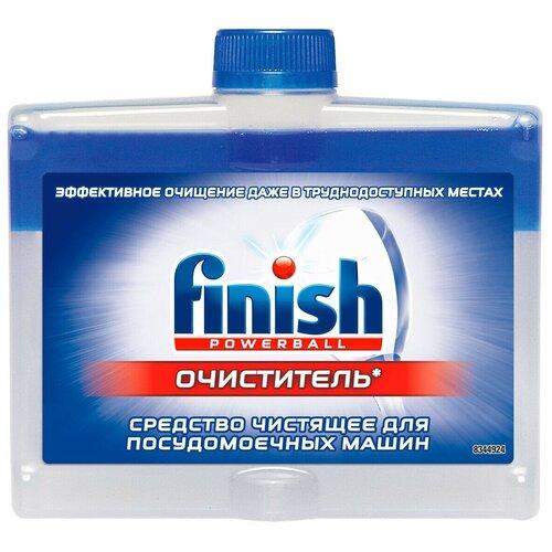 Finish Очиститель для посудомоечных машин, 250 мл