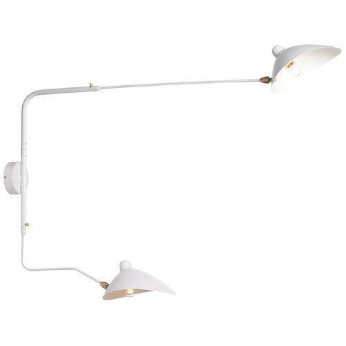 Настенный светильник ST Luce Spruzzo SL305.501.02, E27, 80 Вт настенный светильник st luce ninfa sl757 101 02 80 вт