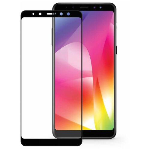 Защитное стекло Mobius 3D Full Cover Premium Tempered Glass для Samsung Galaxy A6 2018 черный защитное стекло mobius 3d full cover premium tempered glass для samsung galaxy a6 2018 черный