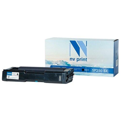 Фото - Картридж NV Print SP250 Black для Ricoh, совместимый картридж nv print sp250 yellow для ricoh совместимый