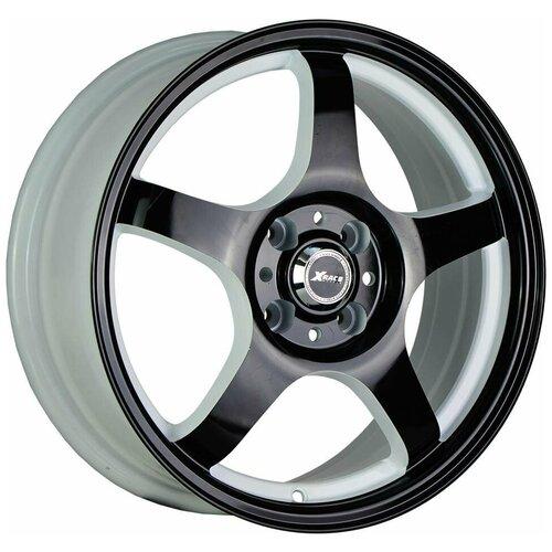 Фото - Колесный диск X-Race AF-05 6х15/5х105 D56.6 ET39, W+B диск x race af 06 8 x 18 модель 9142403