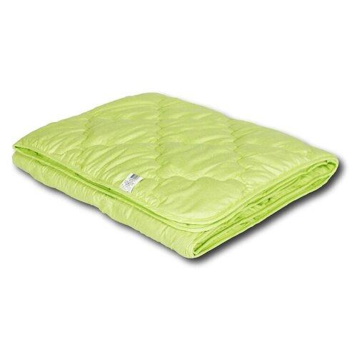 Фото - Одеяло АльВиТек Крапива-Традиция, легкое, 172 х 205 см (зеленый) одеяло альвитек эвкалипт традиция легкое 140 х 205 см голубой