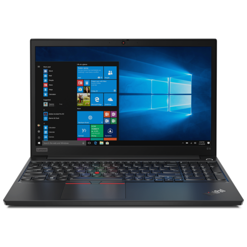 "Ноутбук Lenovo ThinkPad E15 (Intel Core i5 10210U 1600MHz/15.6""/1920x1080/8GB/256GB SSD/DVD нет/Intel UHD Graphics/Wi-Fi/Bluetooth/Windows 10 Pro) 20RD001FRT black"