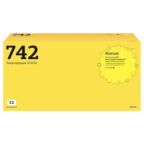 Фото - Картридж T2 TC-H742, совместимый картридж t2 tc hcf411x совместимый