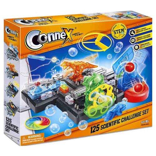 Купить Конструктор Amazing Toys 125 научных экспериментов с электронными компонентами, набор научный Connex, Наборы для исследований