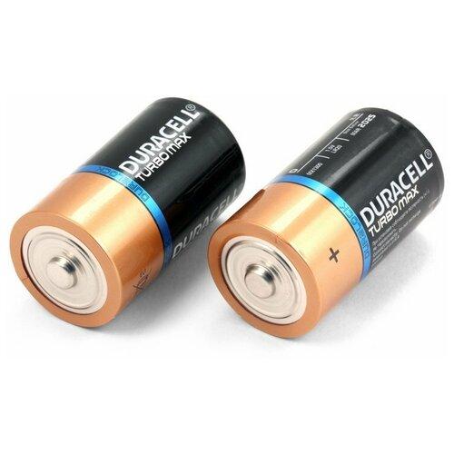 Фото - Батарейки щелочные DURACELL LR20 (D) (2 шт) батарейки duracell activeair nugget box za675 da675 6bl