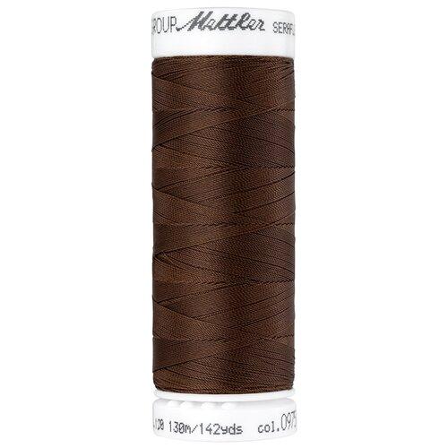 Купить Нить для эластичных тканей SERAFLEX 120, 130 м 100% полиэстер 0975 ( 7840-0975 ), AMANN GROUP Mettler, Нитки