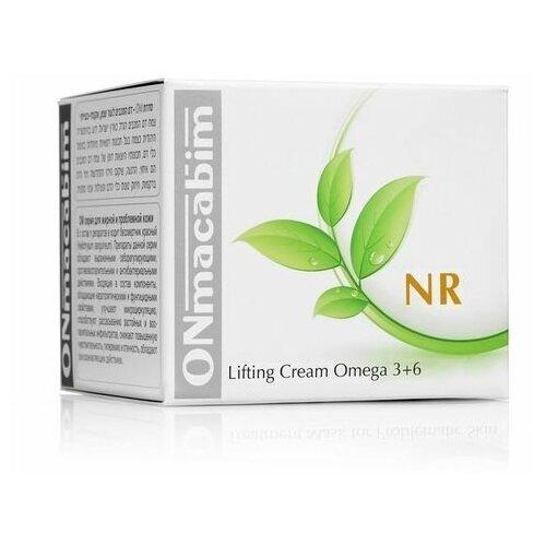 Купить ONmacabim NR Крем омега 3+6 с лифтинг-эффектом для лица, 50 мл