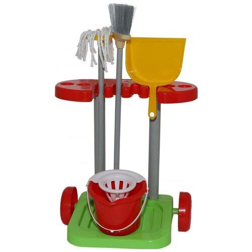 Игровой набор Coloma Y Pastor Помощница-2 48264 красный/зеленый/оранжевый/серый